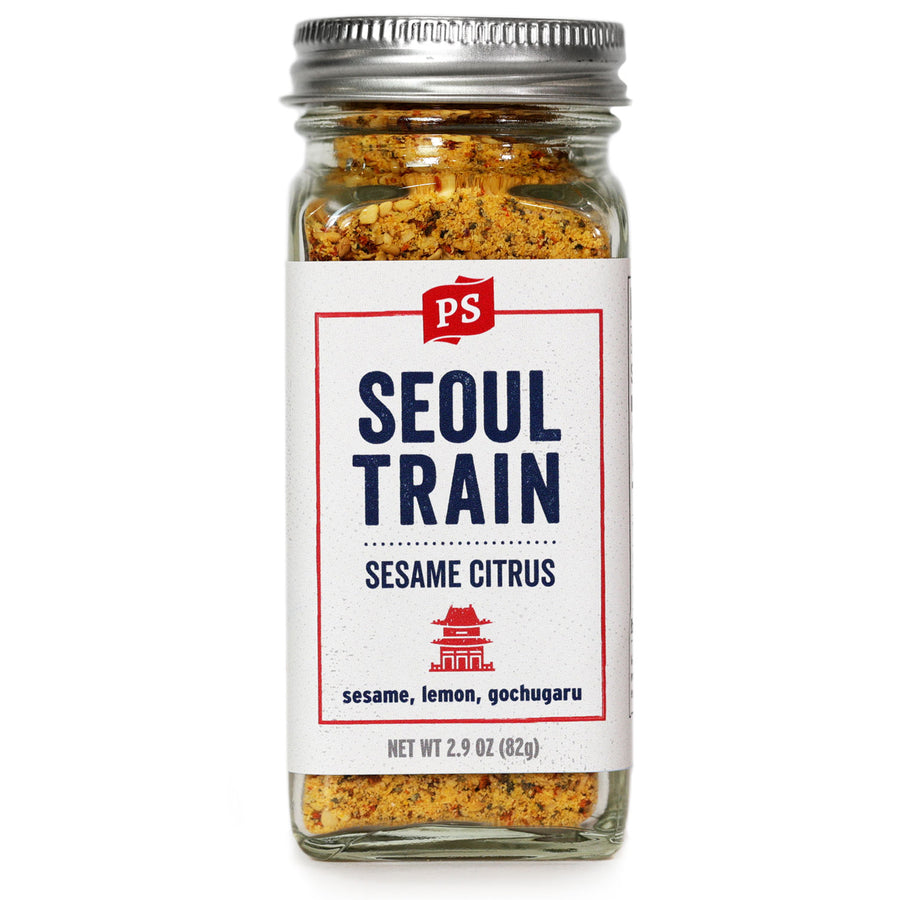 Seoul Train - Sesame Citrus