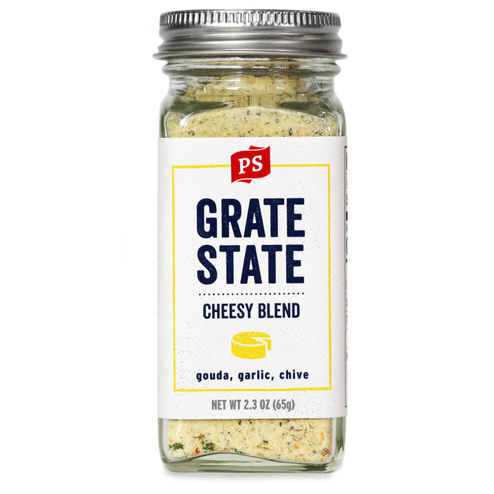 Grate State - Cheesy Blend