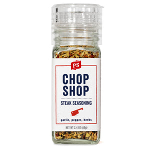 Chop Shop - Steak Seasoning