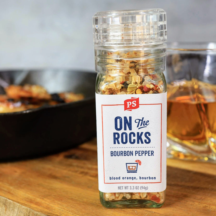 On the Rocks - Bourbon Pepper