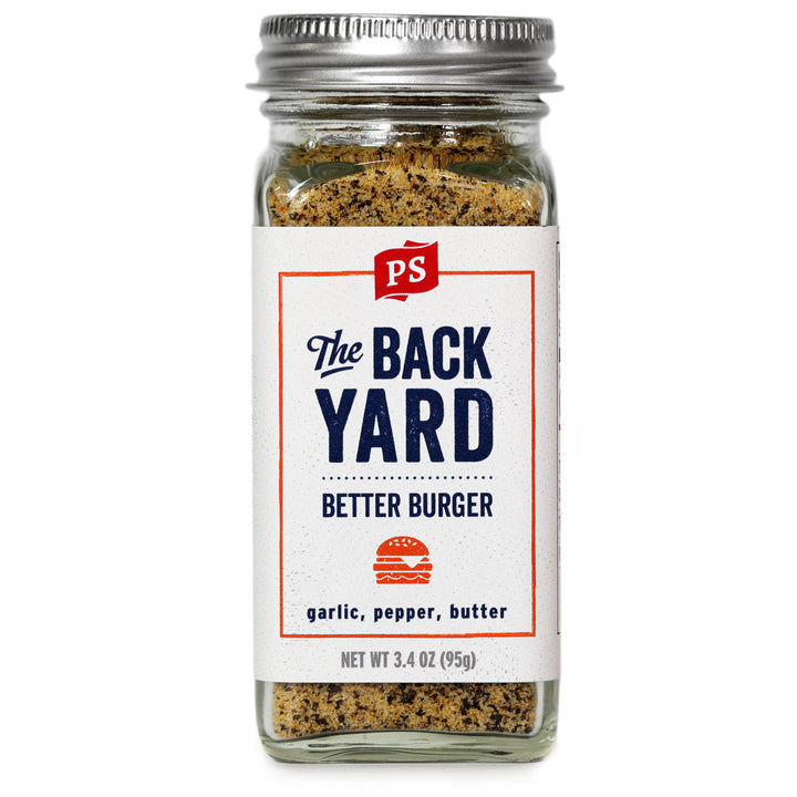 The Backyard - Better Burger