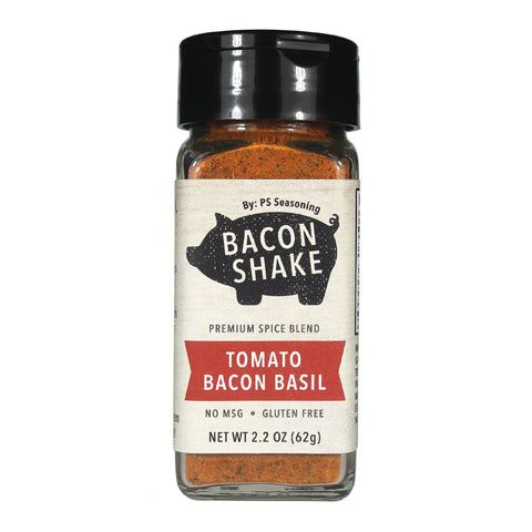 Tomato Bacon Basil Bacon Shake Seasoning