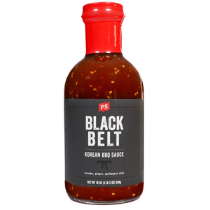 Black Belt - Korean BBQ