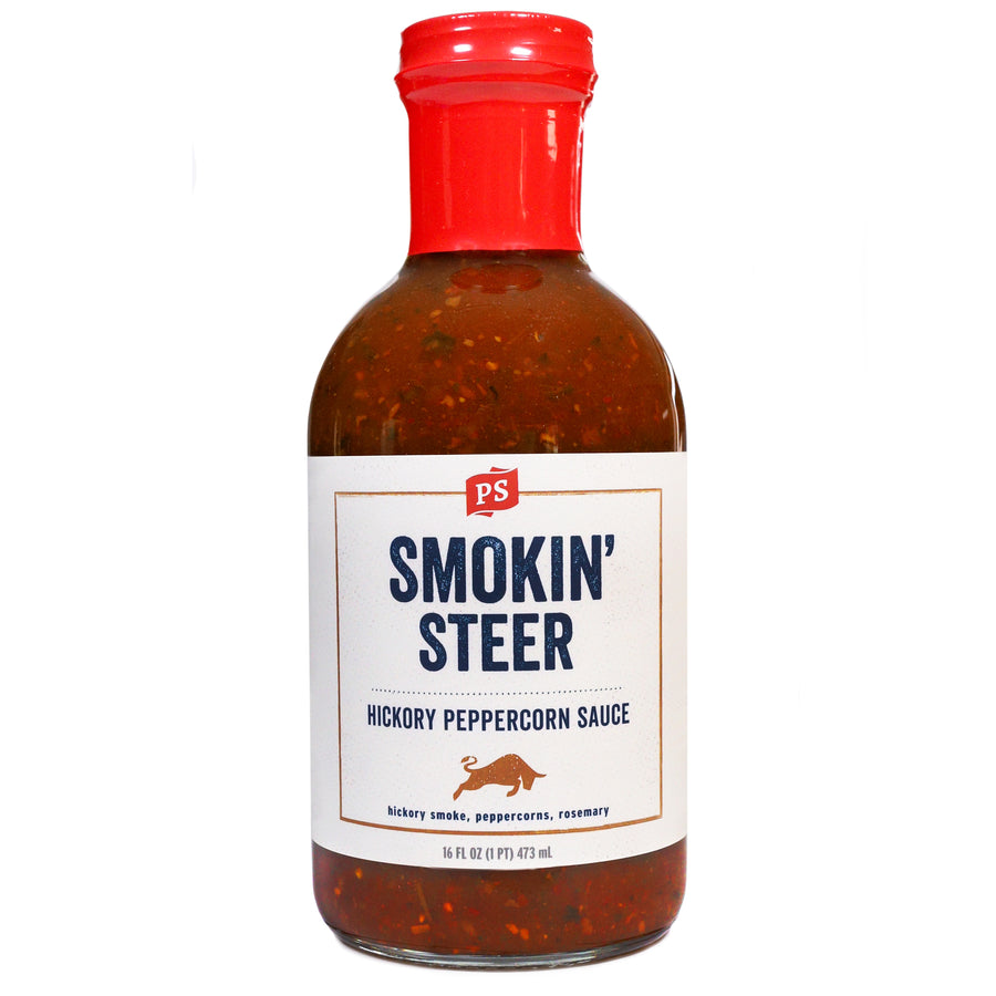 Smokin' Steer - Hickory Peppercorn