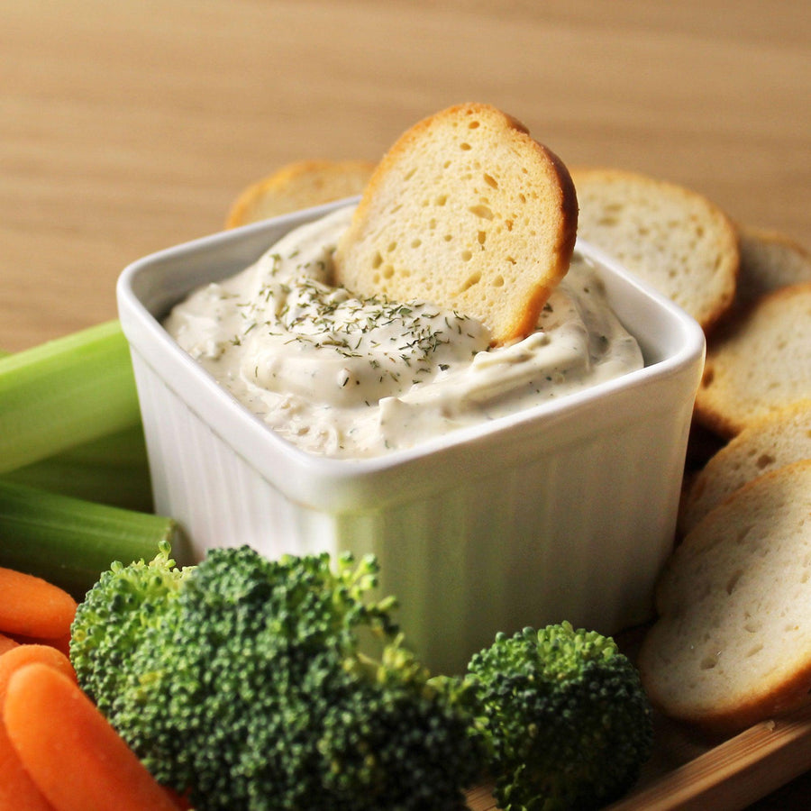 Vegetable & Herb Dip