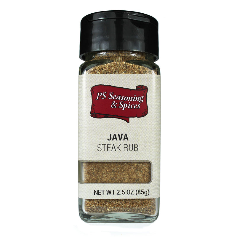 Java Steak Rub