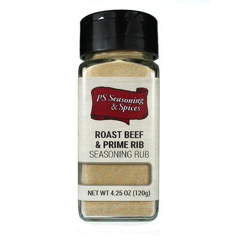 Roast Beef & Prime Rib Seasoning Rub