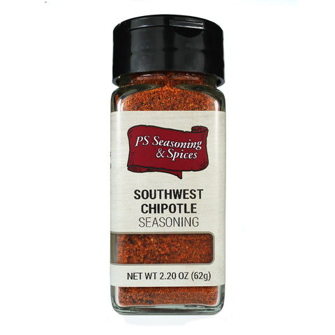 Southwest Chipotle Salt-Free Seasoning