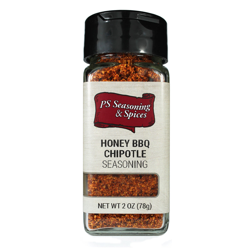 Honey BBQ Chipotle Low-Salt Seasoning