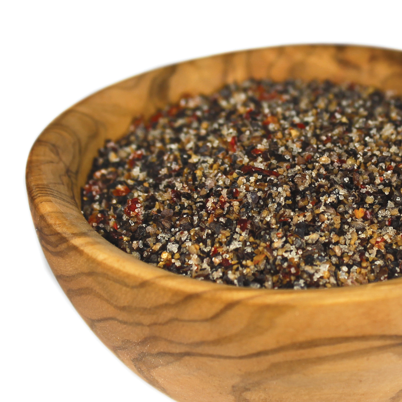 Seasoned Pepper Spice Blend