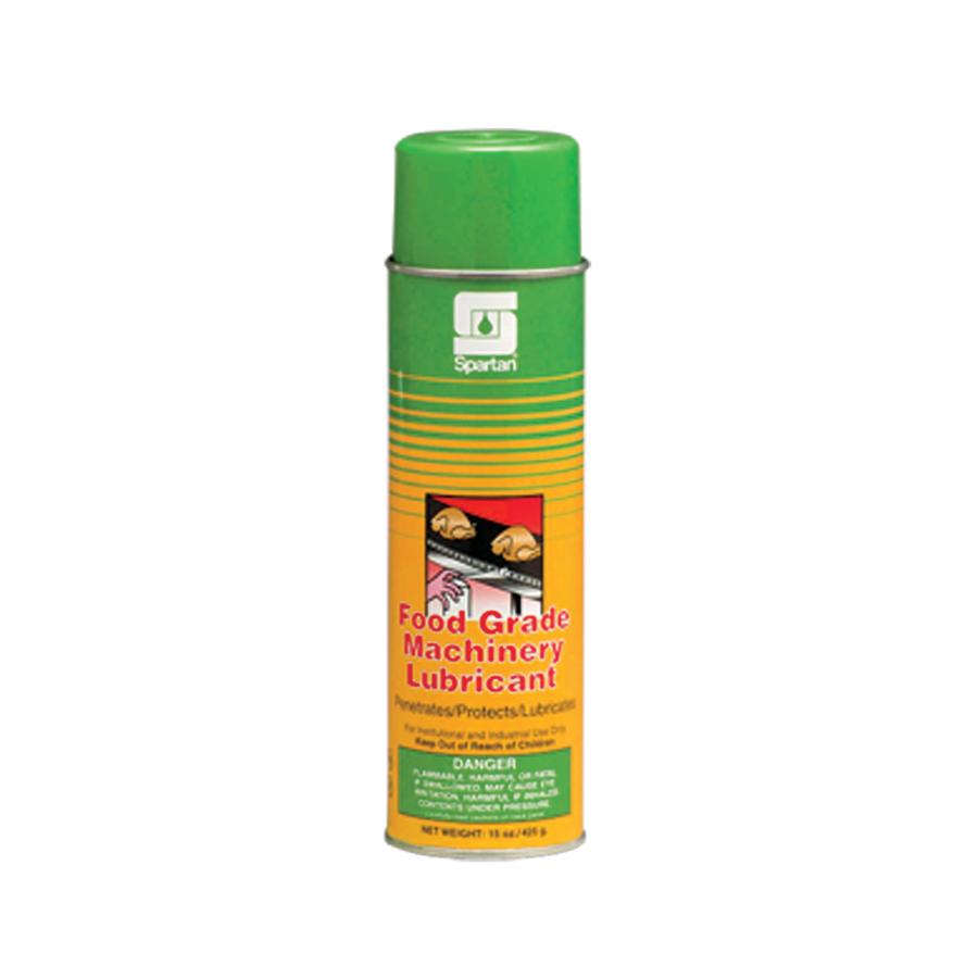 PS Food Grade Spray Lubricant