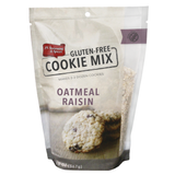 Gluten Free Oatmeal Raisin Cookie Mix