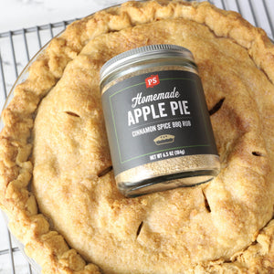 Apple Pie - Cinnamon Spice Rub