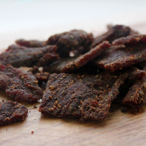 Sweet & Hot Whole Muscle Jerky