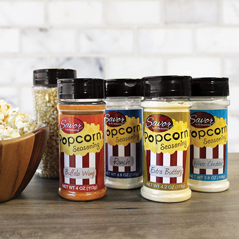 Movie Night Popcorn Seasoning Gift Set