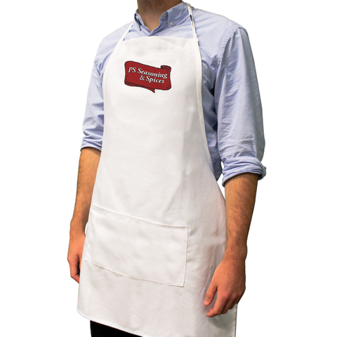 PS Seasoning and Spices Cooking or Butchering Apron