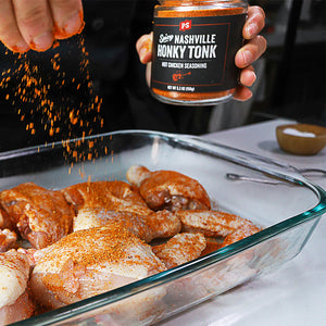 Honky Tonk - Hot Chicken Rub