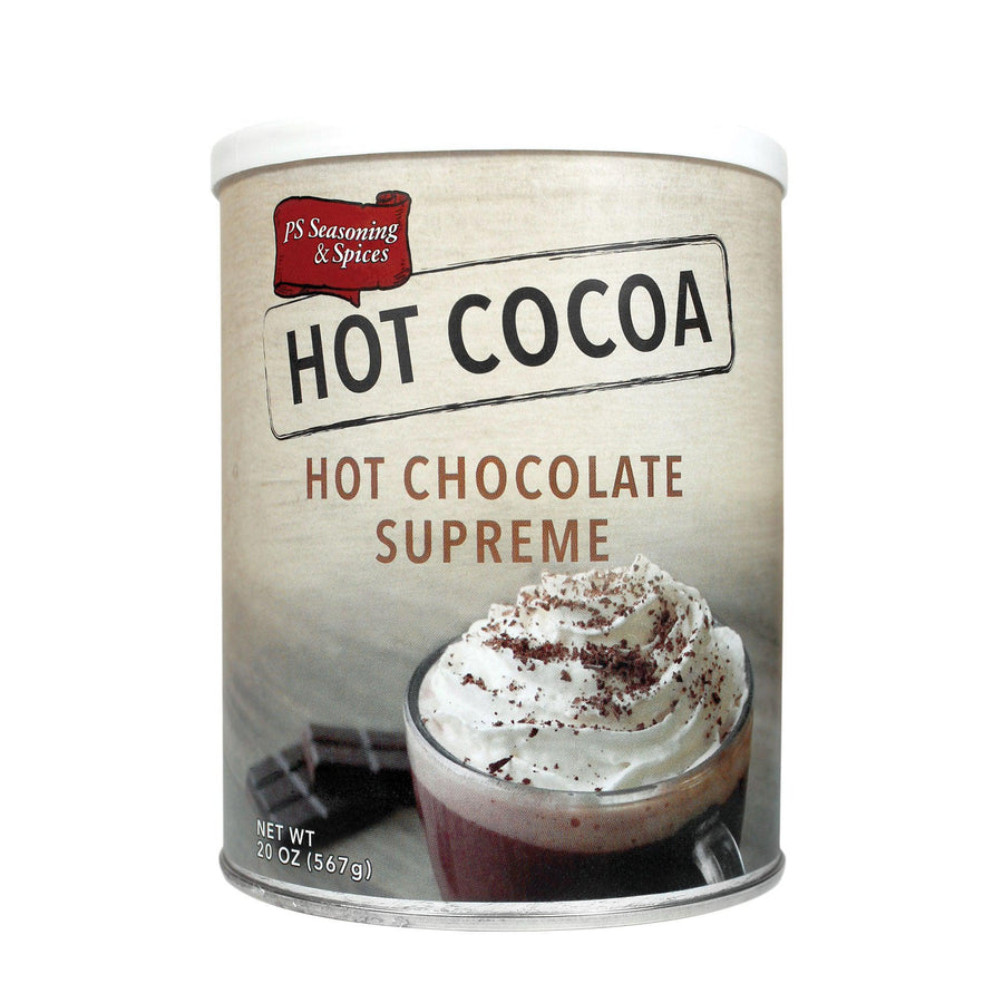 Hot Chocolate Supreme Hot Cocoa Mix Canister