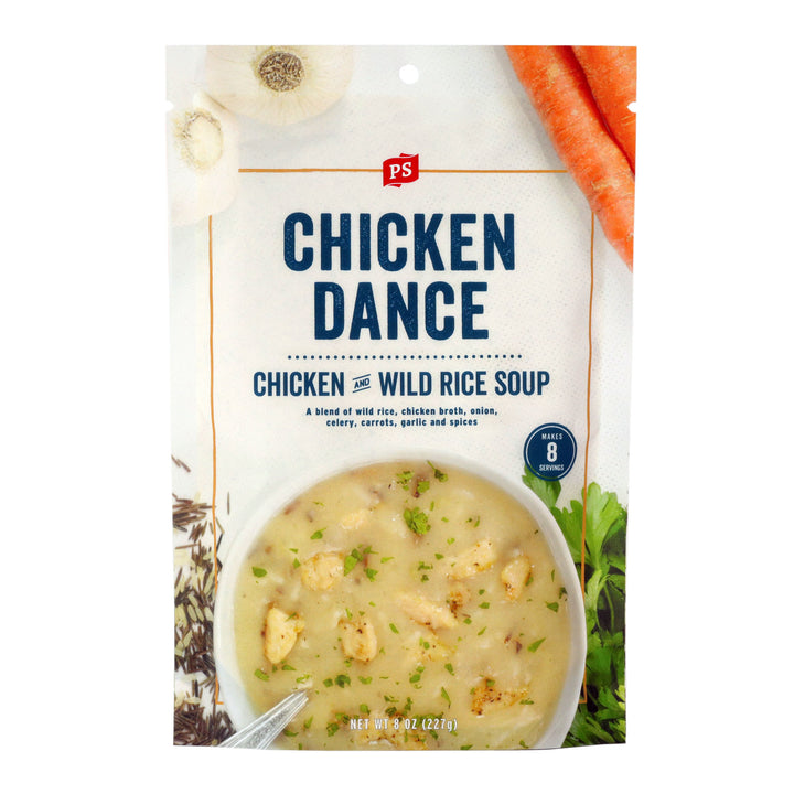 PS Seasoning Chicken Dance Chicken Wild Rice Soup Mix