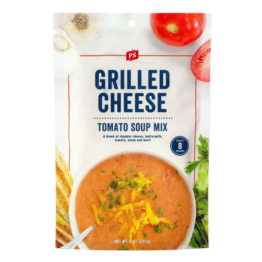 Grilled Cheese Tomato Soup Mix