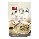 Wild Rice and Mushroom Soup Mix