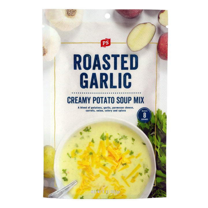 PS Seasoning Roasted Garlic Potato Soup Mix