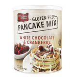 PS Seasoning White Chocolate Cranberry Gluten Free Pancake Mix