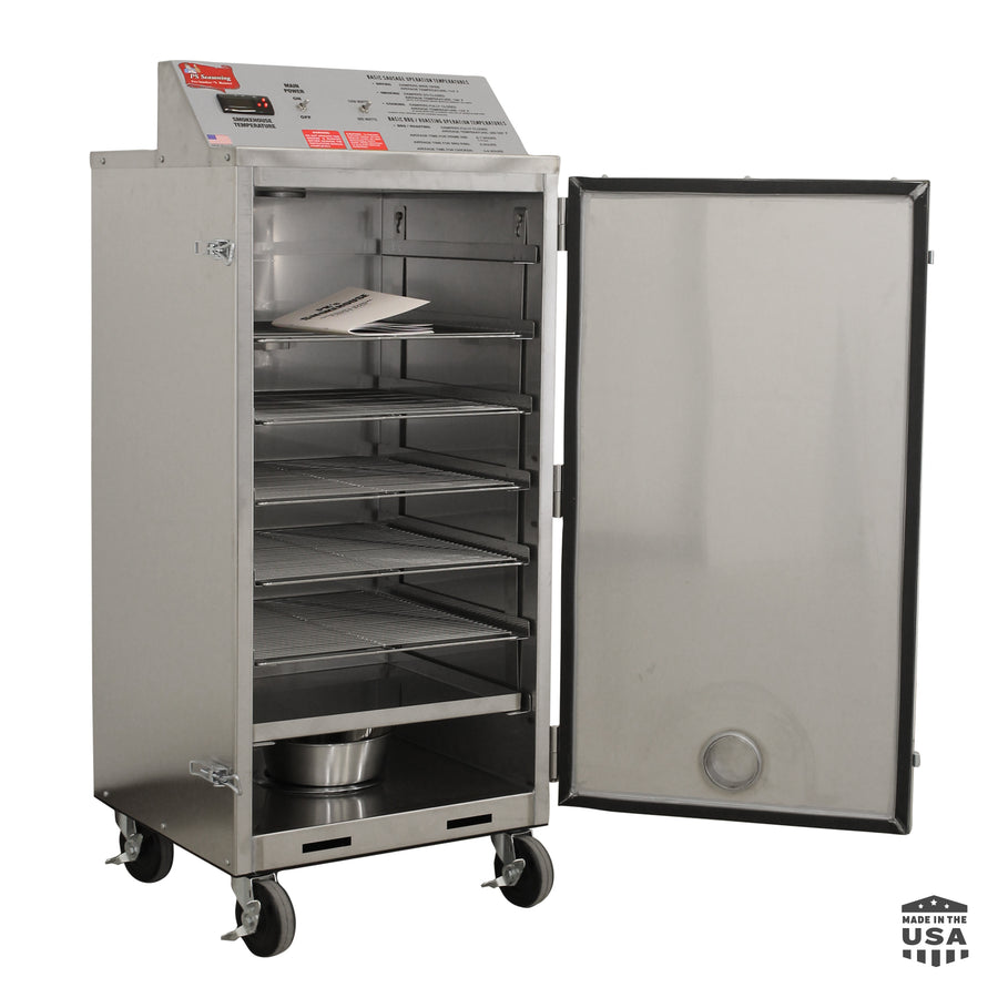 Hanni Seasoning Commercial Smoker