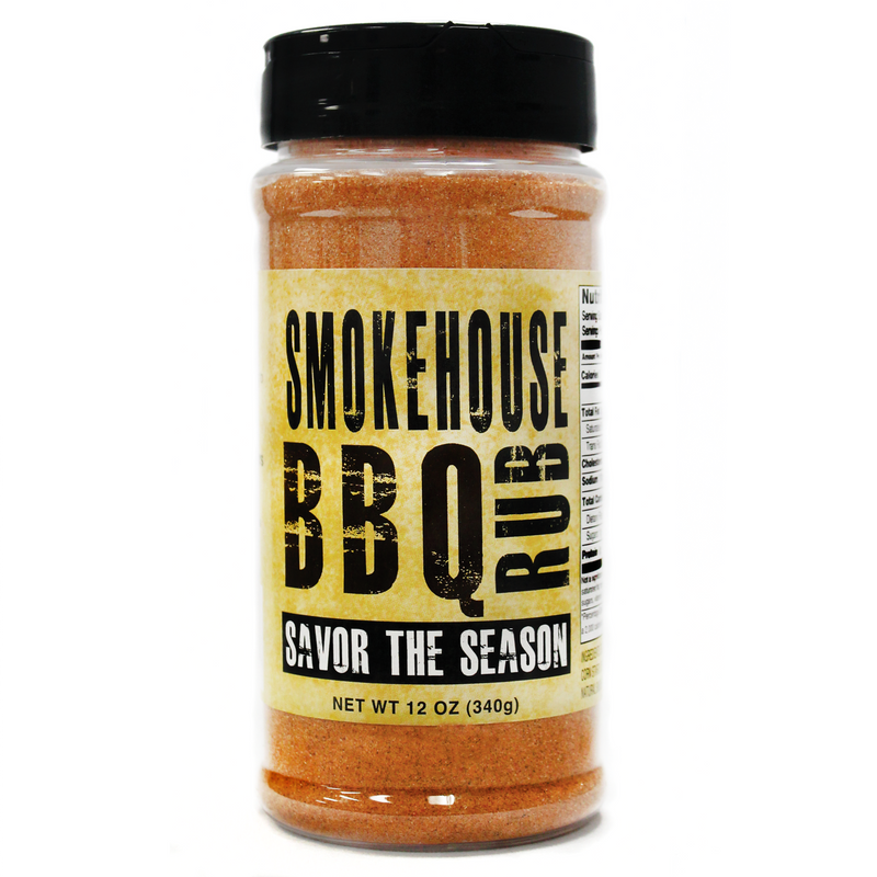 Smokehouse BBQ Rub & Seasoning