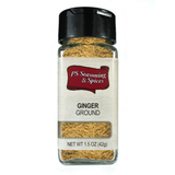Ground Ginger Spice Jar