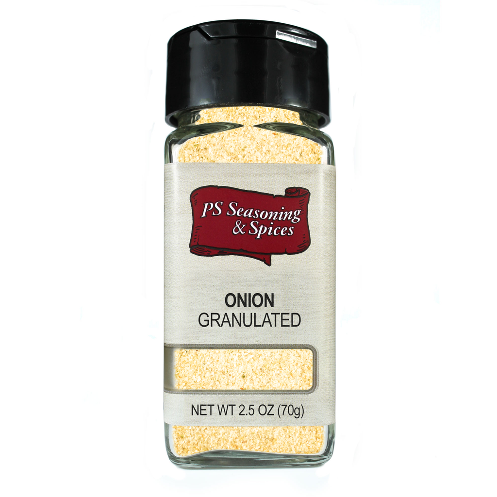 Granulated Onion Spice Jar