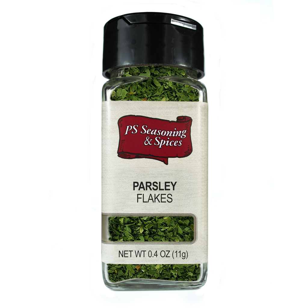 Parsley Flakes Spice Jar