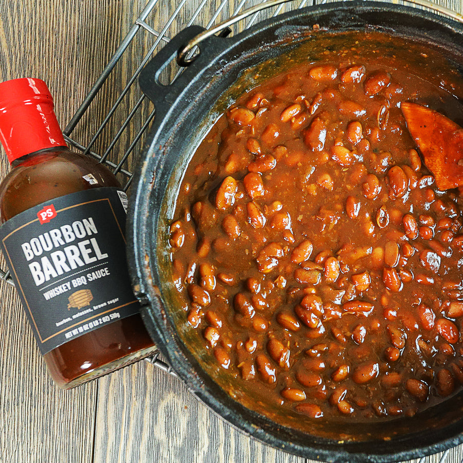 Bourbon Barrel - Whiskey BBQ Sauce