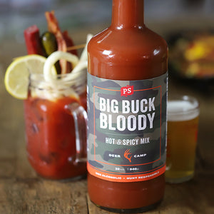 Big Buck Bloody Mary Mix