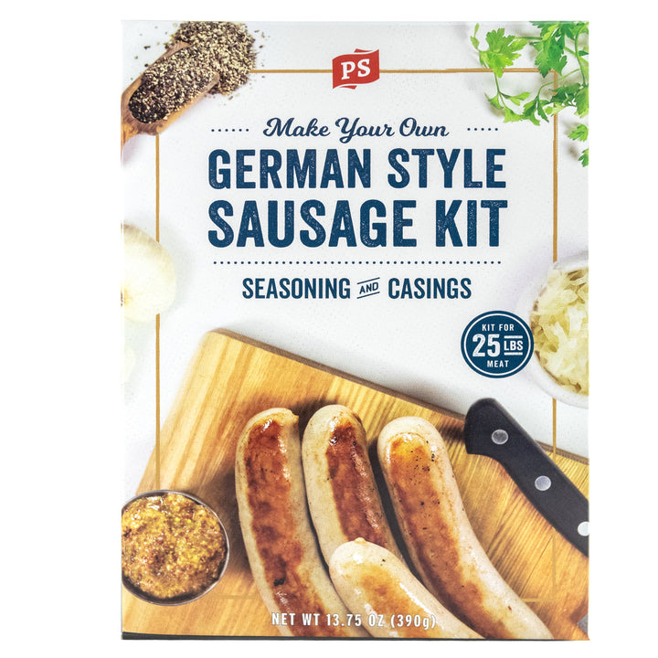 German Style Sausage Kit