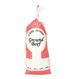 PS Seasoning & Spices Ground Beef Meat Bags