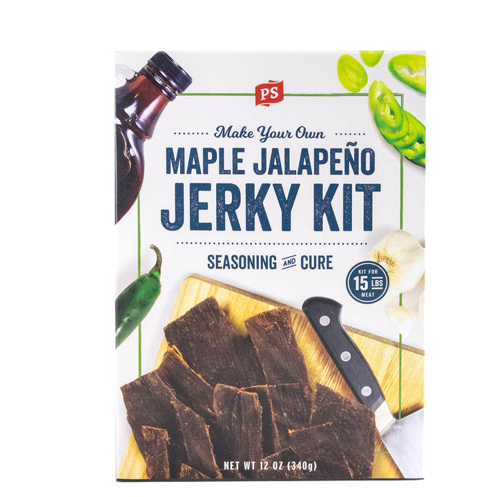 Jerky Kit - Maple Jalapeno