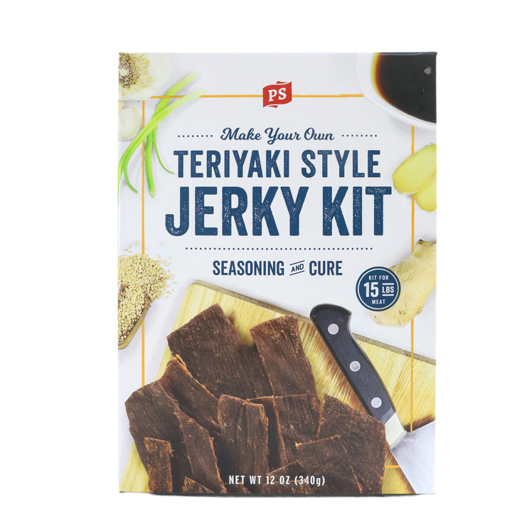 Jerky Kit - Teriyaki