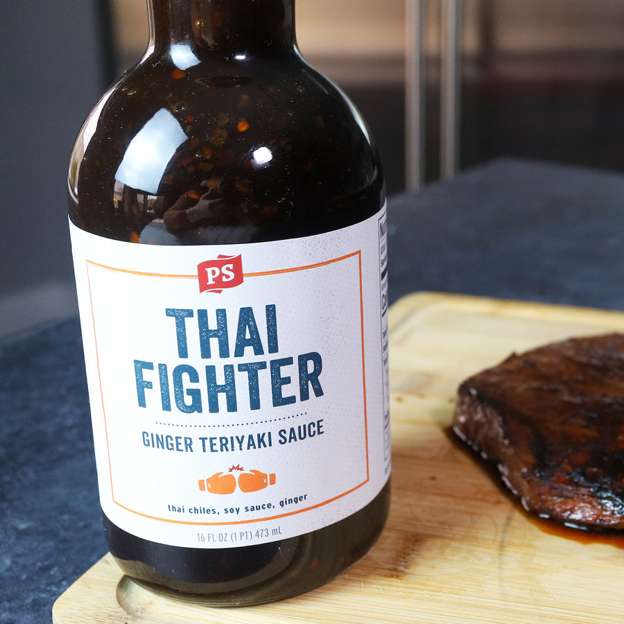 Thai Fighter - Ginger Teriyaki