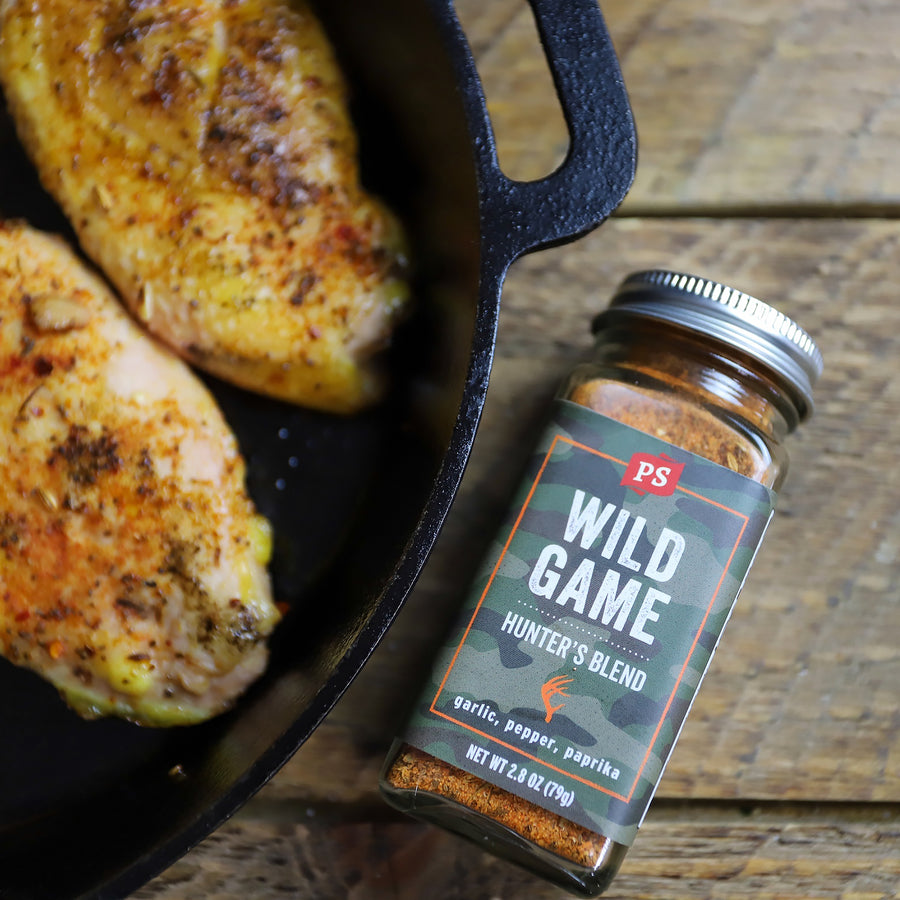 Wild Game Seasoning