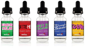 Dynasty Collection by Banzai Vapors