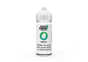 Menthol - Really Good Juice Co