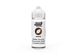 Tobacco - Really Good Juice Co