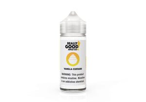 Vanilla Custard - Really Good Juice Co