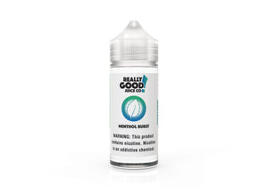 Menthol Burst - Really Good Juice Co