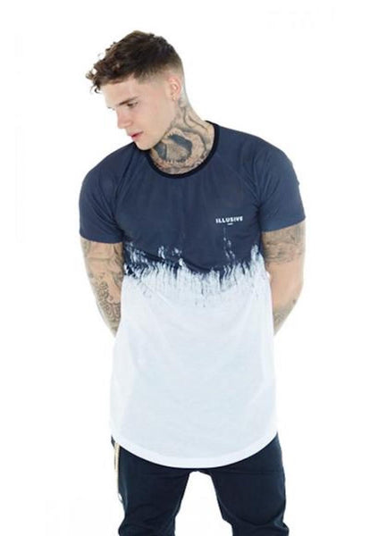 Illusive London Paint Strike Tee - Black