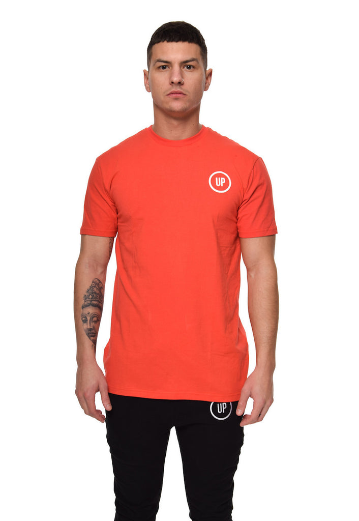 Unique Physique ORIGINAL CORAL FITTED T-SHIRT