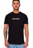 Unique Physique LUCID BLACK T-SHIRT