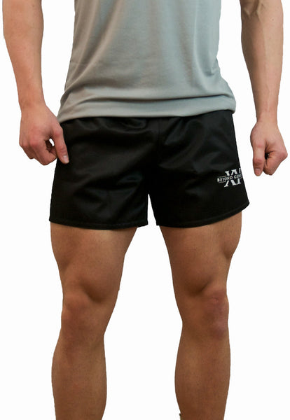 Beyond Genetics SIGNATURE SHORTS - BLACK