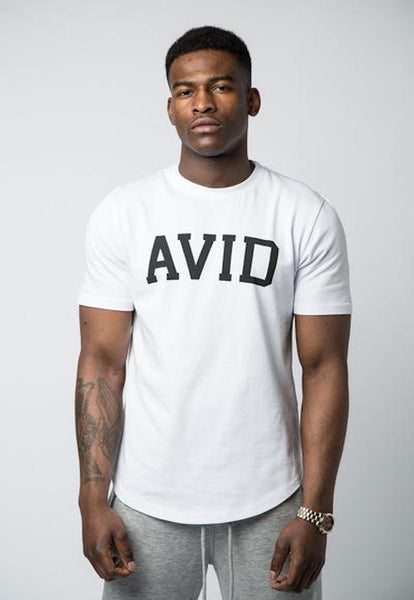 Avid & Co. Signature Tee - White